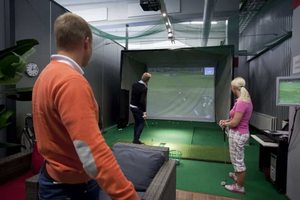 Golf Simulaattori
