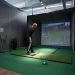 leaf areena golf simulaattori