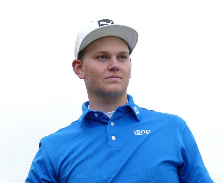 Golffaaja Simo Haavisto